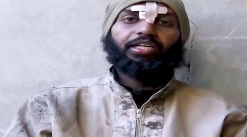 LLL - GFATF - ISIS terrorist group supporters upset about the capture of prominent Canadian jihadi