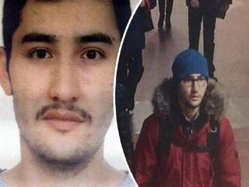 LLL - GFATF - Imam Shamil Battalion said that al Qaeda chief ordered the attack in St Petersburg