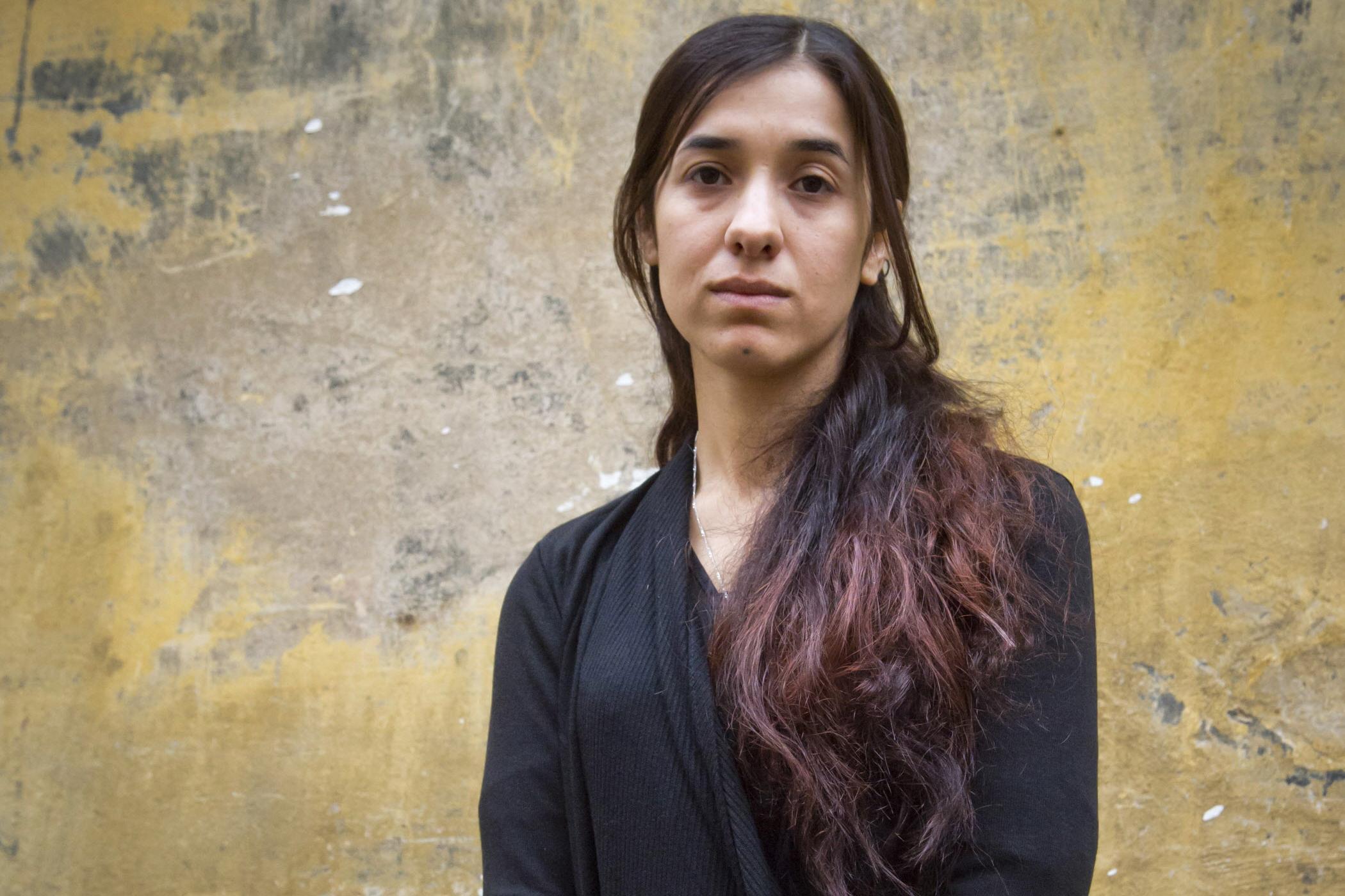 I was raped everyday: Yazidi girl speaks of horrors of