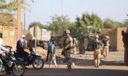 Five Estonian Defence Forces members injured in Mali terrorist attack