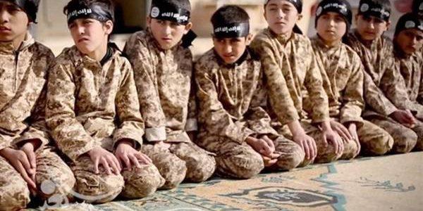 Three children of Islamic State members arrive in Germany