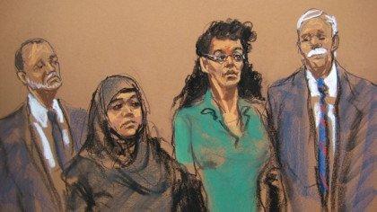 GFATF - 2 Queens Women Plead Guilty To Terrorism Charges