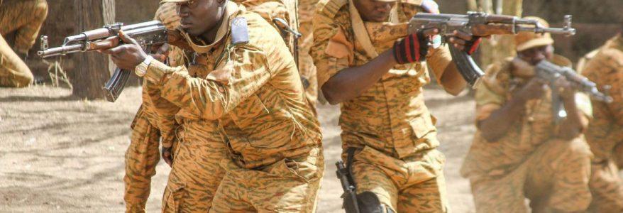 Burkina Faso soldier killed in an ambush on an army patrol in Soum province