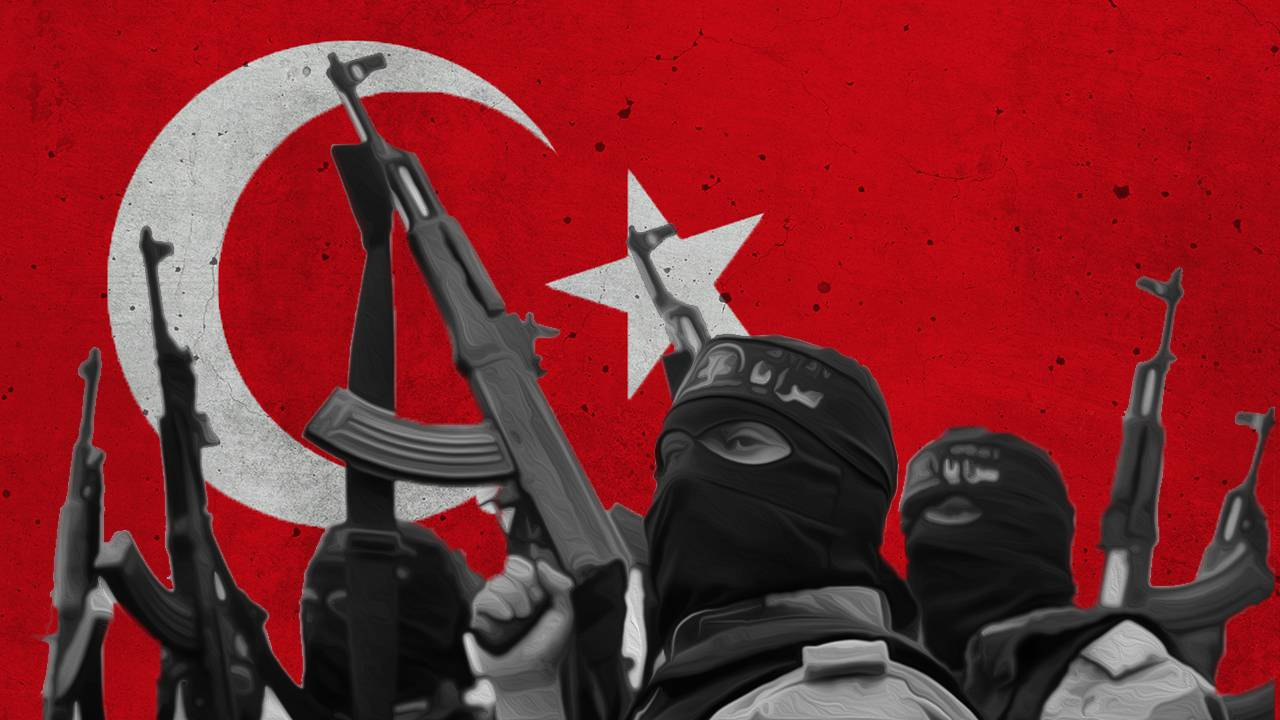 LLL - GFATF - Islamic State terrorist group designates Turkey as its next base