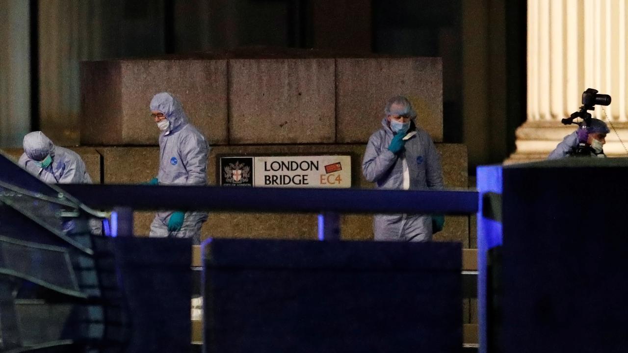 LLL - GFATF - London Bridge terrorist plotted revenge for death of the Islamic State leader al Baghdadi