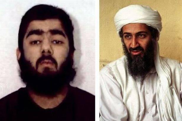 LLL - GFATF - London Bridge terrorist walked round school with Osama bin Laden pic in notebook