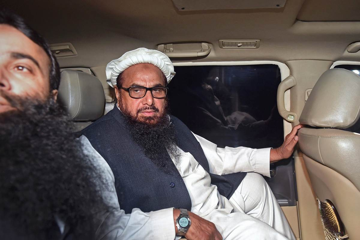 LLL - GFATF - Five witnesses testify against Hafiz Saeed and his close aide in terror financing case