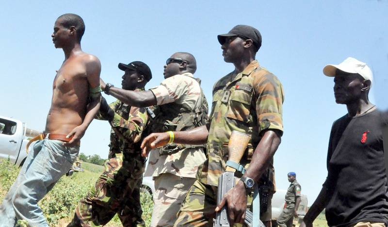 LLL - GFATF - Military arrests Boko Haram informants and top commanders wife in north eastern Nigeria