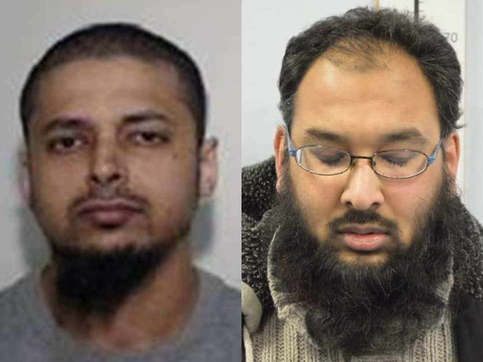 GFATF - Jihadis jailed for spreading speeches by hate preacher who inspired terrorists
