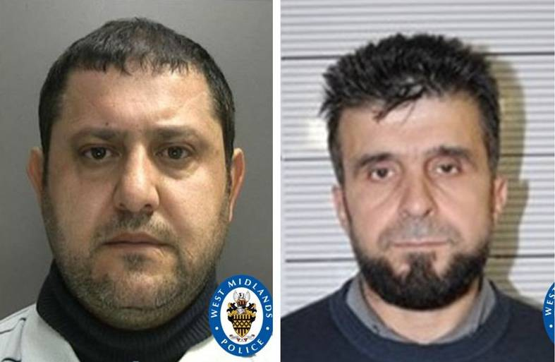 LLL - GFATF - Islamic State prisoner got brother and wife to send him phone memory cards inside Harry Potter book