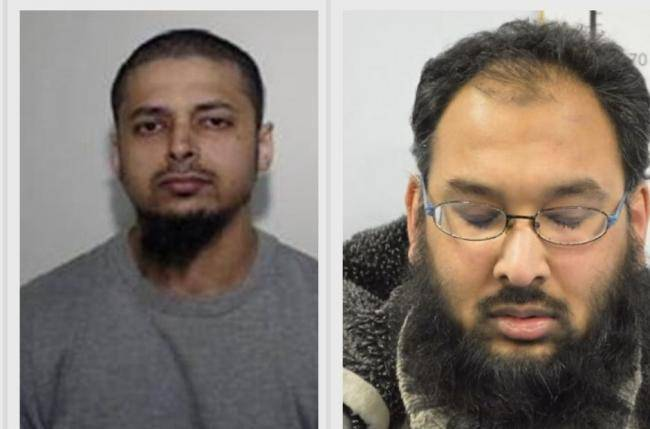 LLL - GFATF - Two men who published terrorism-related material to be sentenced by the British authorities