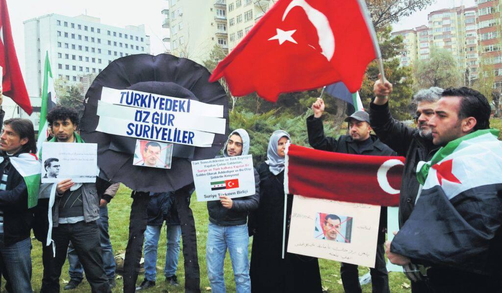 GFATF - LLL - Al Qaeda financier passed intelligence on Syria to Erdogans office in Ankara