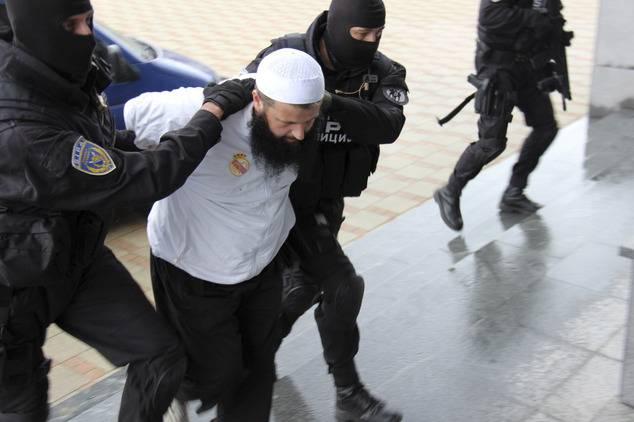 GFATF - LLL - Bosnian authorities detained Islamic State jihadist for terrorism
