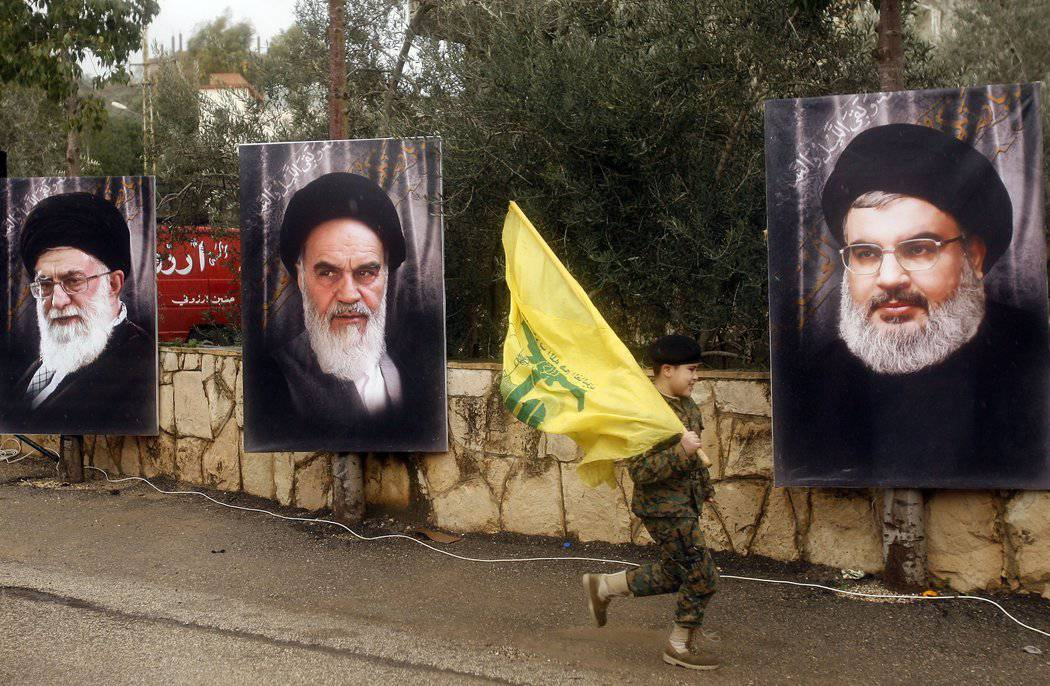 GFATF - LLL - Iran turns to ally Hezbollah after Soleimanis assassination
