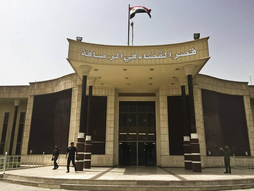 GFATF - LLL - Iraqi court sentences Islamic State rapist to death