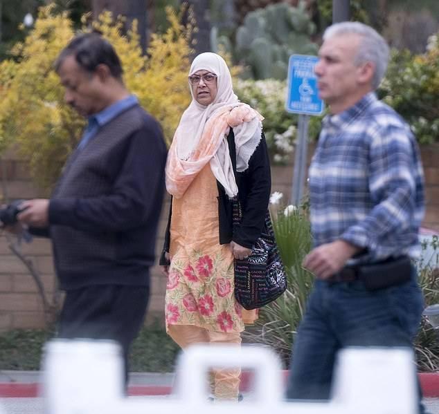 GFATF - LLL - Mother of San Bernardino terrorist will plead guilty to destroying evidence