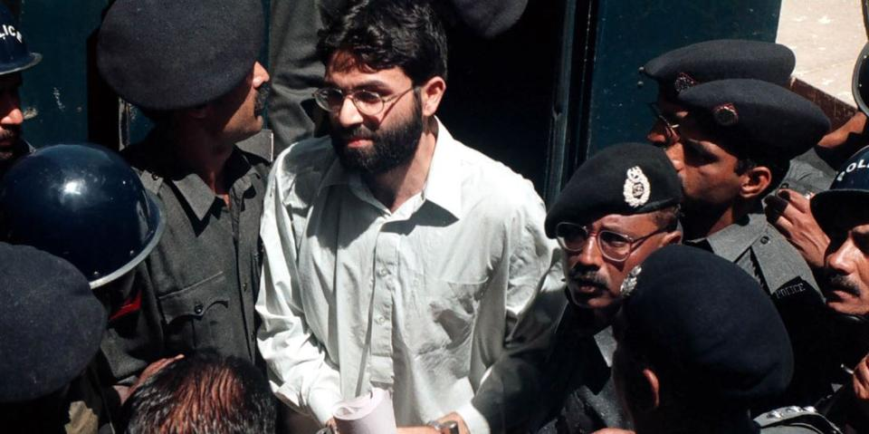 GFATF - LLL - Omar Saeed Sheikh was let go because someone in Pakistan wanted him freed