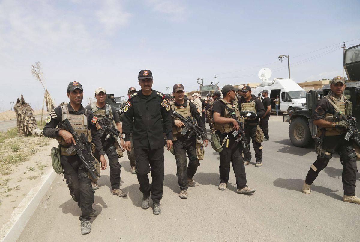 GFATF - LLL - Legendary Iraqi general al Saadi vows to crush the Islamic State terrorist group