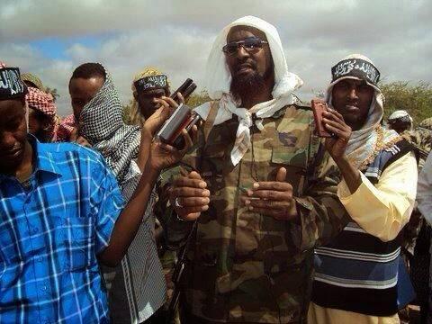GFATF - LLL - Al Shabaab Supreme Leader Ahmed Diriye Abu Ubaidah replaced due to sickness