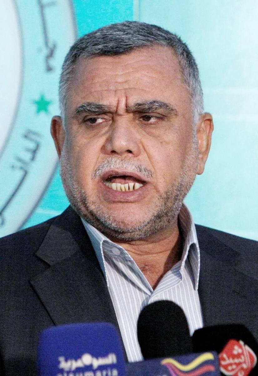 GFATF - LLL - Hadi al Amiri