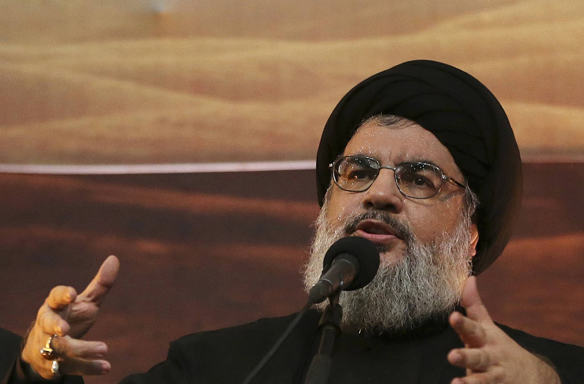 GFATF - LLL - Hezbollah leader Nasrallah threatened to blow up Israel with same chemicals as Beirut blast