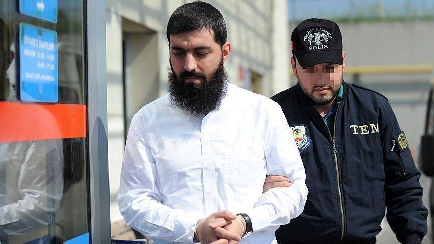 GFATF - LLL - Senior Islamic State terrorist Halis Bayancuk jailed for over twelve years