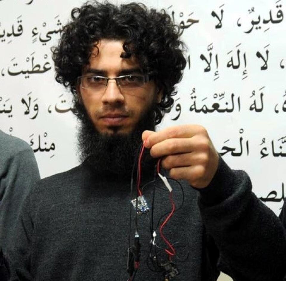 GFATF - LLL - Turkish authorities captured senior Islamic State member