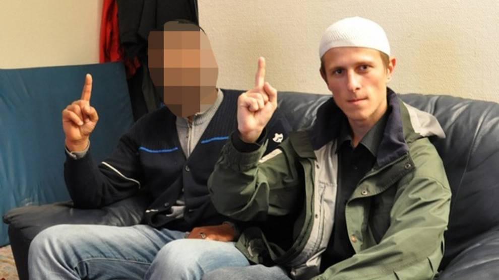 GFATF - LLL - Norwegian neo-Nazi Oleg Neganov charged with Islamic State membership in Iraq