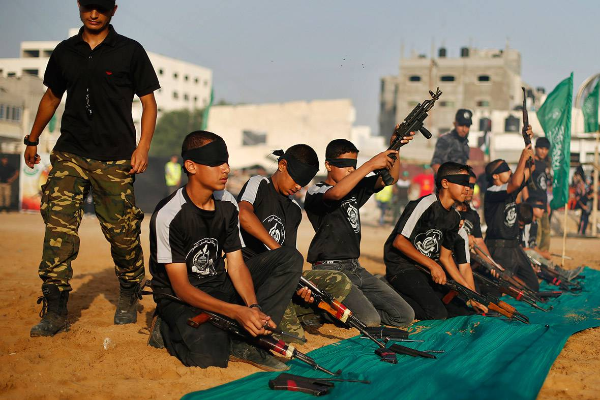 GFATF - LLL - Hamas is recruiting minors in the West Bank to carry out terrorist attacks against Israeli citizens and soldiers