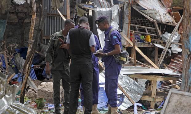 GFATF - LLL - CIA officer killed during a raid on suspected al Shabaab bomb maker in Somalia