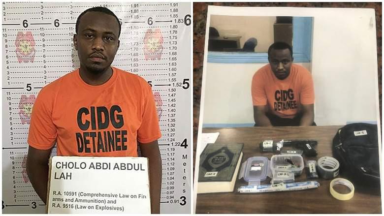 GFATF - LLL - Kenyan Al Shabaab operative who plotted 9 11 style terrorist attack on US indicted