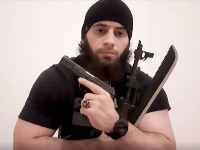 GFATF - LLL - Vienna Islamic State terrorist wanted to massacre Catholic youth group inside church