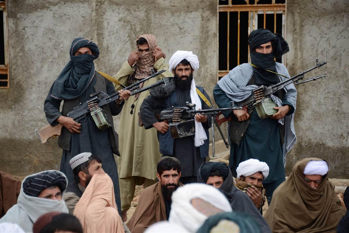 GFATF - LLL - Al Qaeda leaders still protected by Taliban terrirusts in Afghanistan