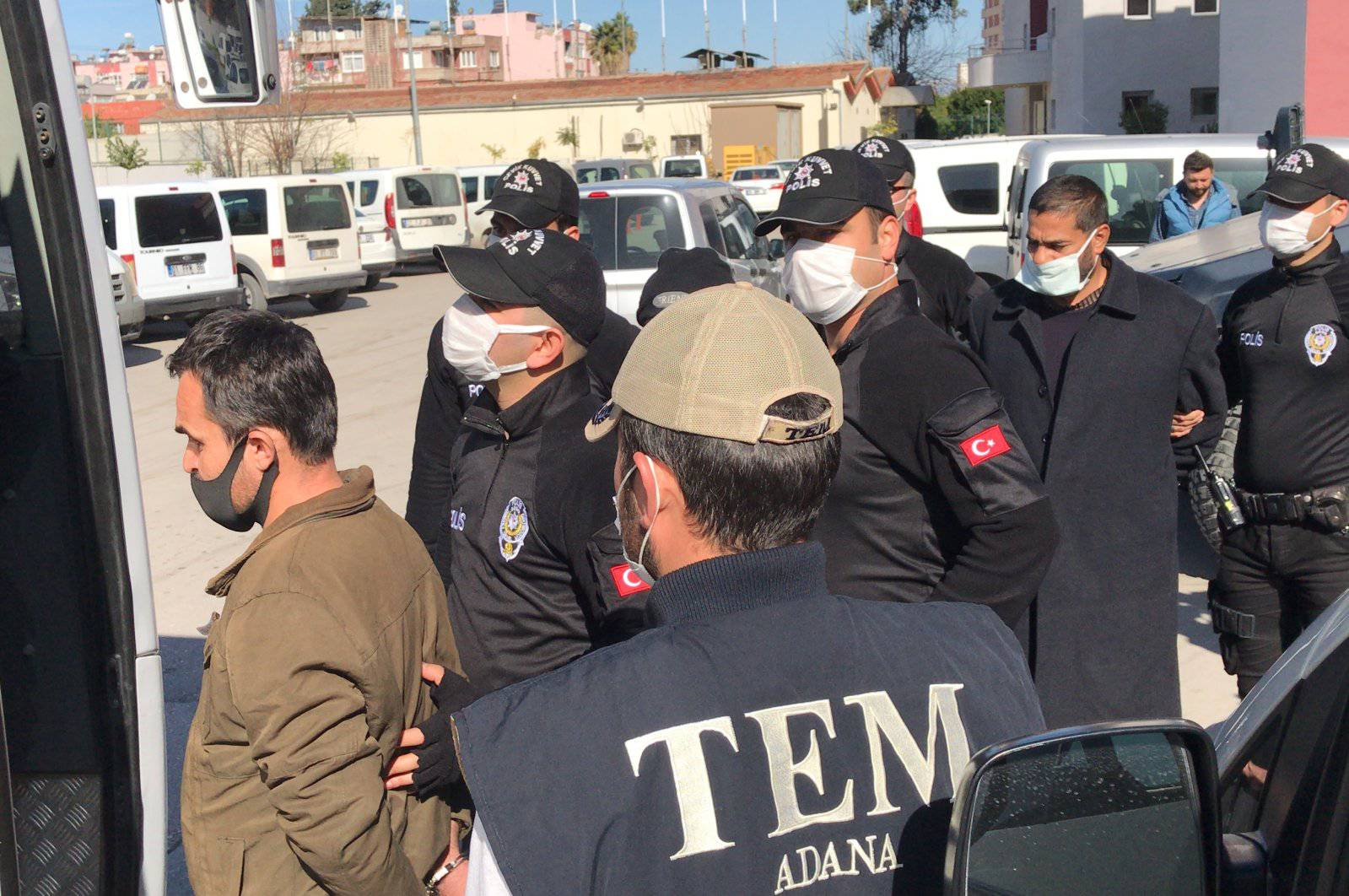 GFATF - LLL - Turkish authorities detained fourteen Islamic State terrorists and dismantles sleeper cell in Adana