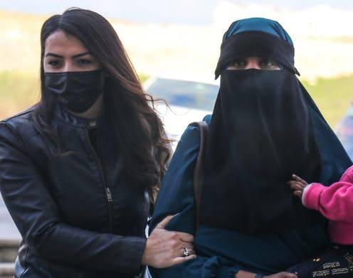 GFATF - LLL - Australia cancels citizenship of woman labelled Islamic State terrorist