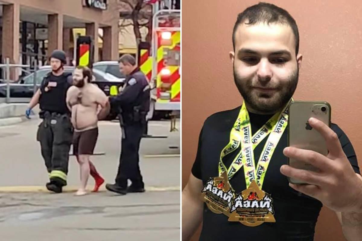 GFATF - LLL - Boulder shooting suspect Ahmad Al Aliwi Alissa was violent and short tempered
