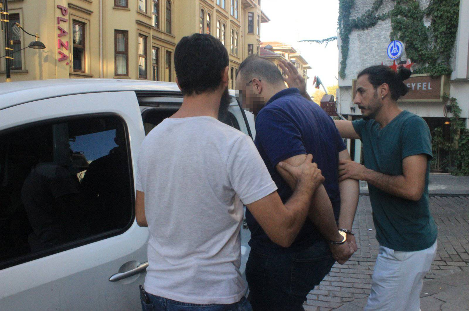 GFATF - LLL - Turkish police detained eigth Islamic State terrorists in operations in Istanbul